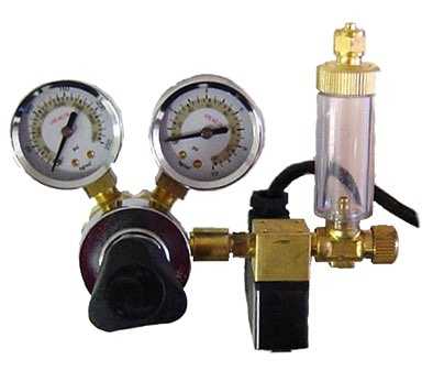 CO2 Solenoid Diaphram Valve at Wattley Discus